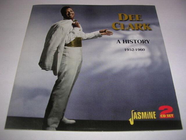 Dee Clark - History (1952-1960) CD X 2 (2011)  R&B Chicago Soul