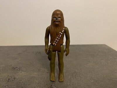 VINTAGE STAR WARS CHEWBACCA FIGURE 1977 COO HONG KONG