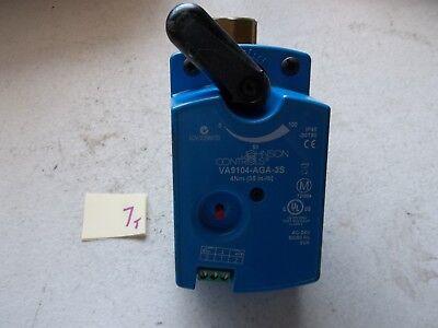 New Johnson Controls Electric Floating Ball Valve Actuator Va9104-ag-3s 143