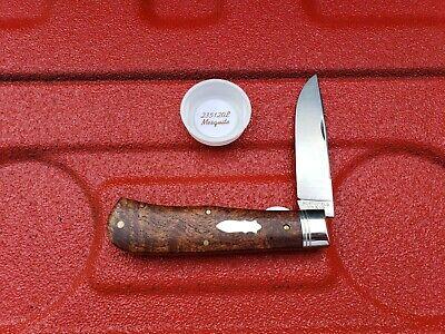 Great Eastern Cutlery GEC Northfield #23 Liner Lock - Mesquite SFO 235120L
