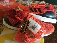 DS, Adidas Ultra boost uncaged Olympic, size 12