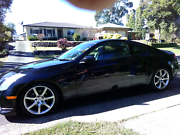 2004  G35 Nissan Skyline Coupe Imported Lemon Tree Passage Port Stephens Area Preview