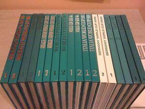 2-book-WM-football-WORLD-CUP-OSB-2006-EURO-96-19-78-82-1986-1990-1994-98-2006
