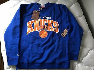 Mitchell and Ness New York Knicks sweater