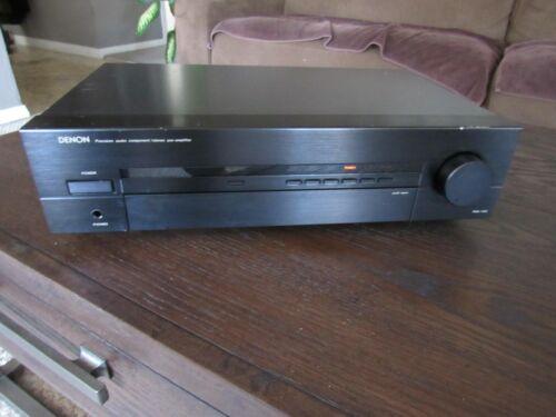 DENON PRA-1100 Precision Audio Component Pre Amplifier Works Well.