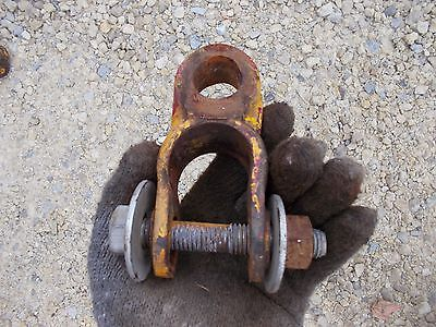 International Ih Cub Lb Tractor 1pt Fasthitch Hitch Mount Lift Hand Bracket Brac