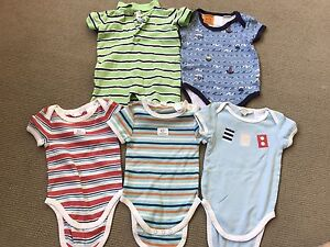 Baby bodysuits Wyoming Gosford Area Preview