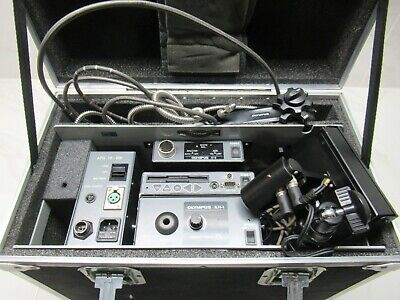 Olympus Iv7d6x1-20 Borescope Kit With Case
