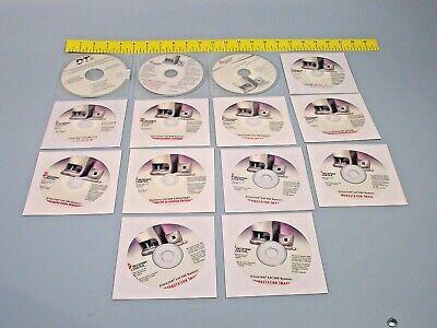 14 Genuine Beckman Coulter Software Lh500 Lh 500 Set Qty 14