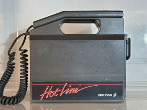 ERICSSON HOTLINE 900 - MOBILE PHONE BRICK CELL VINTAGE RETRO RARE COLLECTABLE