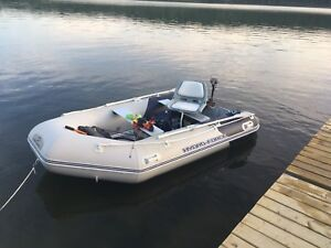 HydroForce Mirovia Pro Inflatable Boat 10'