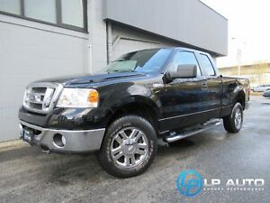 2008 Ford F-150 XLT 4x4 Super Cab! Only 81000kms! MINT!