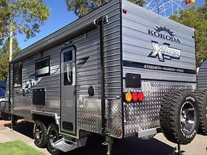 2016 KOKODA FORCE X TRAIL, SOLAR, SHOWER TOILET, GENERATOR HATCH Melrose Park Mitcham Area Preview