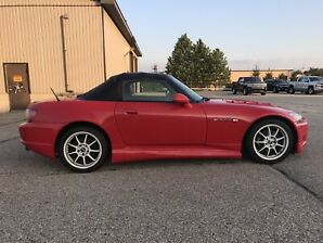 2000 Honda S2000 Coupe (2 door)