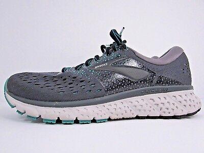 dab20d1e3b6 WOMEN S BROOKS GLYCERIN 16 size 9.5 I!WORN AROUND 5 MILES! RUNNING!NO  INSOLES