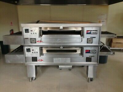 Middleby Marshall Ps570g Pizza Oven Conveyor Used Verified Operational