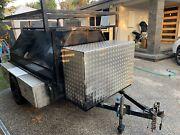 Tradesmen builders trailer 7x5 Europe trailer Bundoora Banyule Area Preview