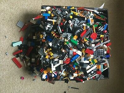Lego Big Bulk Set (77925) 12 lb figures, vehicle parts, and more