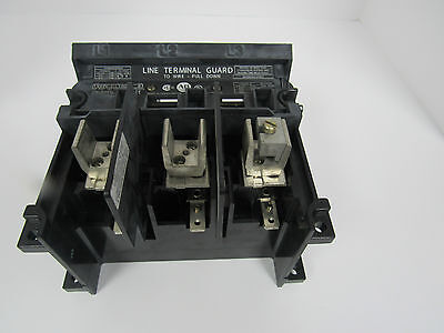 Allen Bradley Disconnect Switch 3pole Cat.1494v-ds100 Ser.b 100a600v-250dc Max.