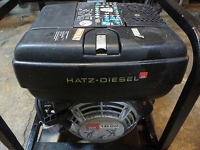 Ipt Diesel Dredge Pump 2 Hatz Diesel