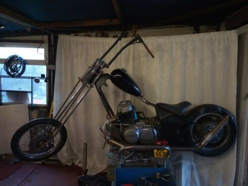 Honda 750 cb Sohc Chopper ( Tax & Mot Excempt )
