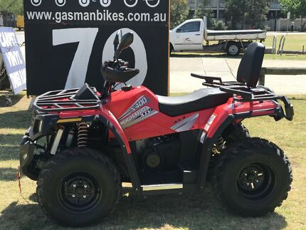 Crossfire X400 cc 2018 ATV QUAD Bike  Jamisontown Penrith Area Preview
