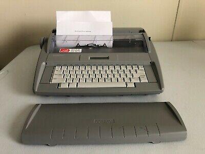 Brother Sx-4000 Electronic Typewriter Portable Electric Daisy Wheel W Erase
