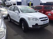 Holden Captiva AWD 7 Seater 2010 Derwent Park Glenorchy Area Preview