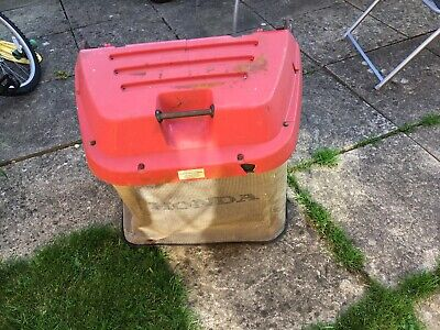 Honda Ride On Mower Grass Box