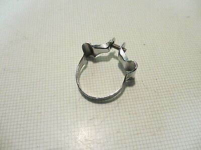NOS 25.4 Vintage Dia-Compe,Shimano ETC 1 inch Bicycle Brake Cable Clamps
