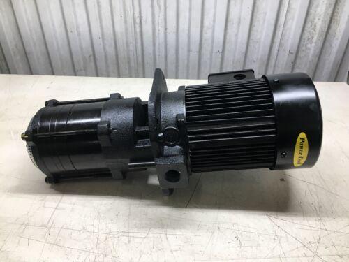 A-Ryung ACP-1100HMFS45 Powercool Machine Coolant Pump NEW