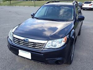 2010 Subaru Forester outdoor