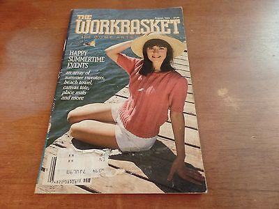 Винтажные August 1989 The Workbasket and