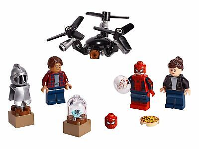LEGO Spider-Man and the Museum Break-In (40343) w Exclusive Ned Mini-figure NEW