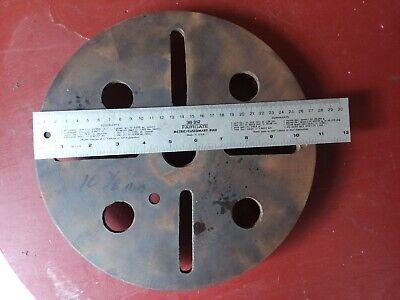 South Bend Atlas Logan Sheldon Lathe 10 34 Dia Drive Dog Face Plate 1 12 8