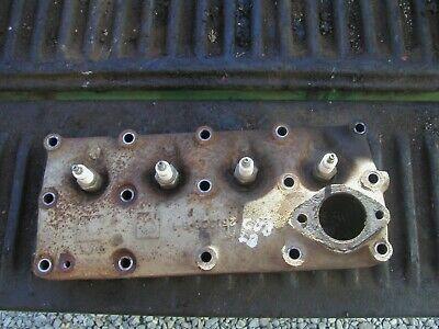 Farmall Cub Tractor Ih Ihc Engine Motor 4 Cylinder Head Cub Or Low Boy