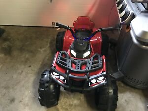 ATV Child Ride on ATV with 12 V battery
