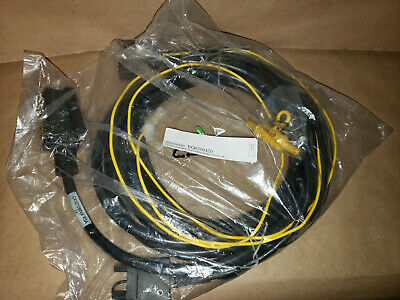Harris Ma Com M7100 Remote Mount Extended Option Control Cable Used Ca101288v4