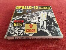 Apollo-12 Return to the Moon Color 8mm Home Movie Norton Summit Adelaide Hills Preview