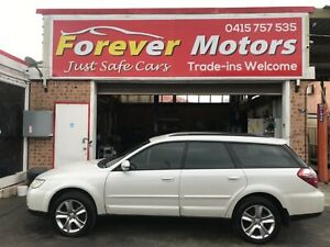 2007 Subaru OUTBACK 2.5i AWD AUTOMATIC WAGON Long Jetty Wyong Area Preview