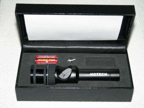 """Hotech Corporation SCA-1.25D 1.25"""" SCA Laser Collimator - w/Compression Ring"""