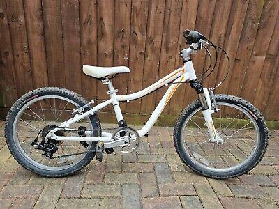 Girls Specialized Hotrock 20 Alloy Frame Mountain Bike 20 Inch Wheels