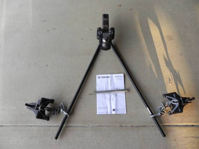 Toyota Prado 120 Series Load Distribution Hitch Caravan Campervan Accessories Gumtree Australia Moreton Area Delaneys Creek 1161853777