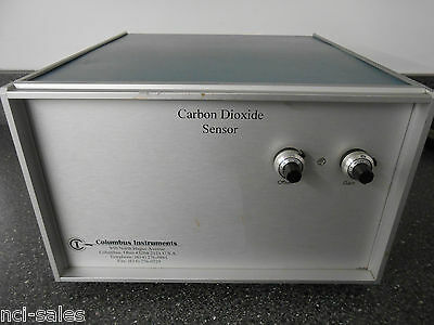 Columbus Instruments Carbon Dioxide Sensor Model Co2 Sensor 0 - 1
