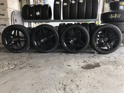275/45R20 5X120 fit to Mercedez benz ML class Offset 40 AMG Summer Hill Ashfield Area Preview