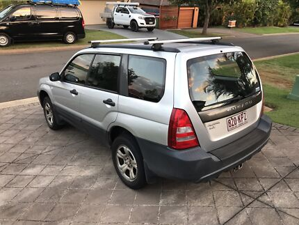 Subaru Forester, 2004, Auto, cold AC, power steering, has a Roadworthy