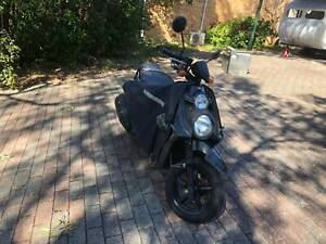 Yamaha BeeWee YW125 125cc Scooter Motorcycle