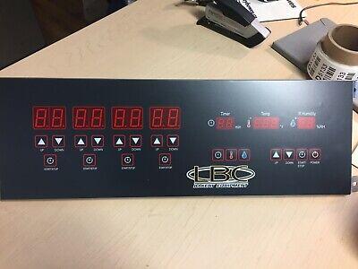 Lbc Proofer Retarder Control Panel. Lrp1-40 .