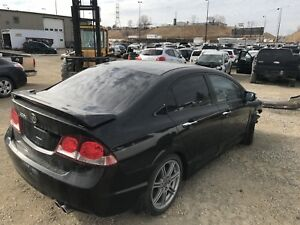 2010 Acura CSX, for parts only