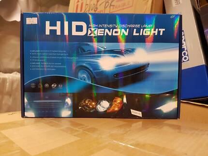 LED H4 HID KIT Slim Balllast Xenon Conversion 12V Slim Ballast